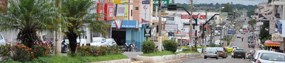 Mineiros - avenida antonio carlos