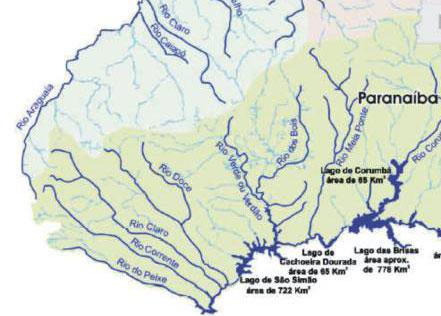hidrografiamineiros