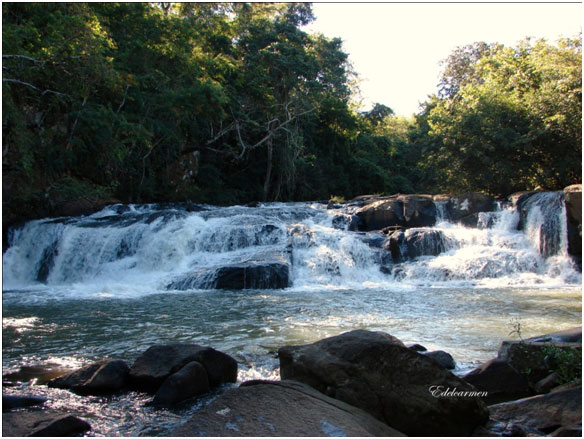 Cachoeira das Perdizes