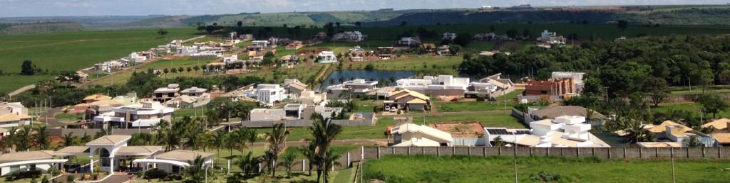Portal do Cerrado Mineiros Goias