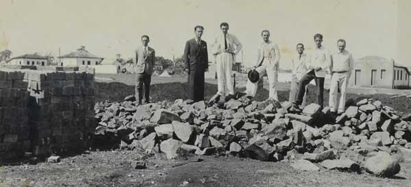 construcoes de antigamente em mineiros