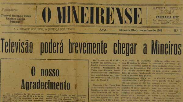 Jornal O Mineirense
