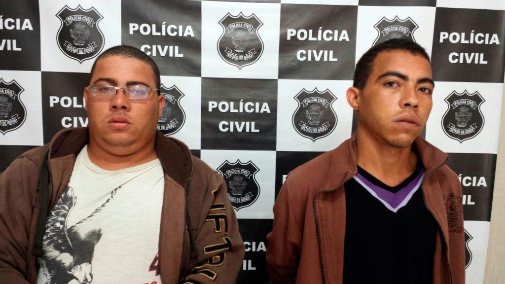 Leandro Araújo e Diego Rosa